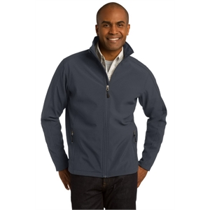 Port Authority Tall Core Soft Shell Jacket.