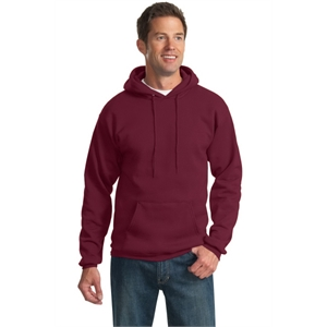 Port & Company Tall Essential Fleece Pullover Hooded Swea...