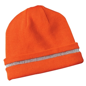 CornerStone - Enhanced Visibility Beanie with Reflective ...
