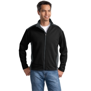 Port Authority Two-Tone Soft Shell Jacket.