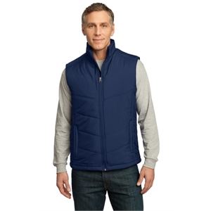 Port Authority Puffy Vest.