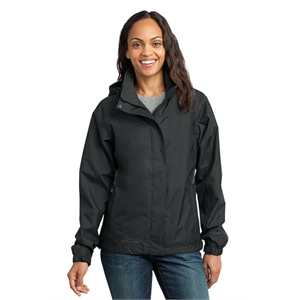 Eddie Bauer - Ladies Rain Jacket.
