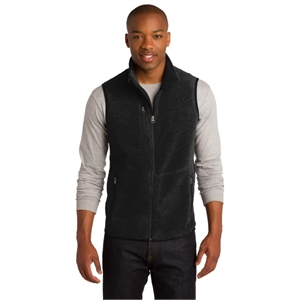 Port Authority R-Tek Pro Fleece Full-Zip Vest.