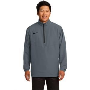 Nike 1/2-Zip Wind Shirt.