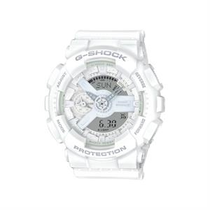Casio G-Shock Large Womens S-Series Watch White