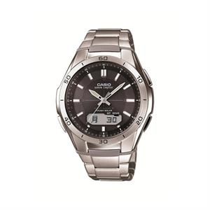 Casio Mens Wave Ceptor Radio Controlled Watch
