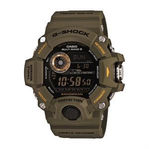 Casio G-Shock Rangeman Triple Sensor Watch