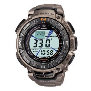 Casio Tough Solar Pathfinder Triple Sensor Watch
