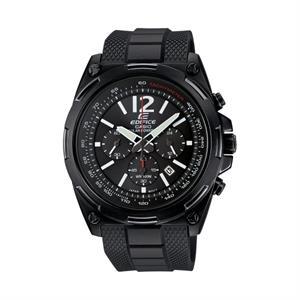 Casio Edifice Tough Solar Multi Dial Watch Black