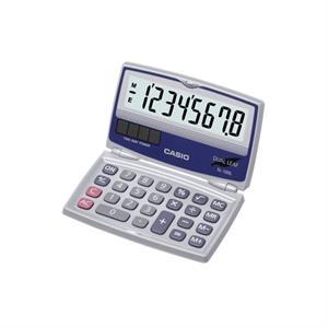 Casio Folding Dual Power Pocket Calculator