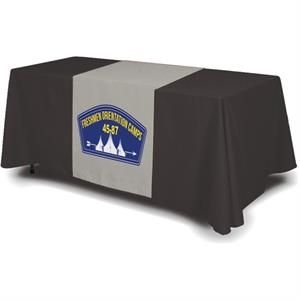 """Dye-Sublimated Table Runner 30"""" x 90"""""""