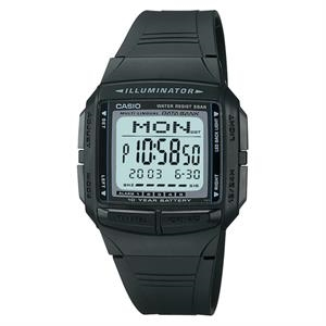Casio 10 Year Battery Databank Watch