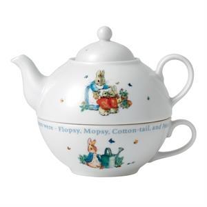 Peter Rabbit Tea For One
