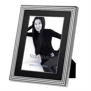 "Wedgwood Vera Wang Noir 8x10\"" Frame"