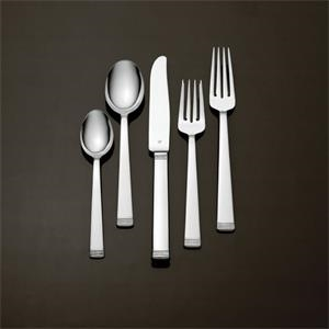 Wedgwood Cabochon 5-Piece Place Setting, Stainless