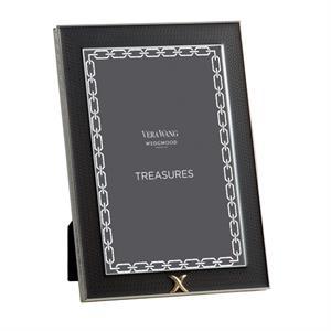 Treasures With Love Noir X 4x6 Frame