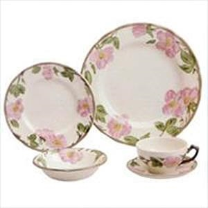 Wedgwood Desert Rose 5 Piece Place Setting