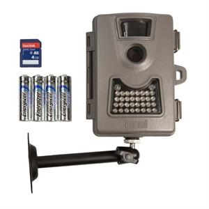 Low Glow Surveillance Cam