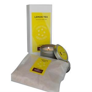 Helping Hand Partners Tea & Tin Travel Set