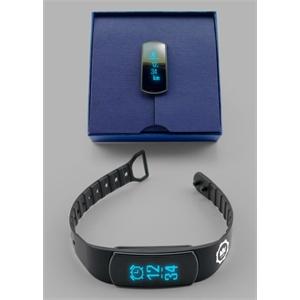 Heart Rate Fitness Tracker Bracelet