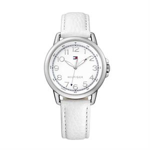 Tommy Hilfiger Ladies Stainless Steel Case Watch