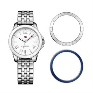 Tommy Hilfiger Ladies Stainless Steel Case & Bracelet Watch