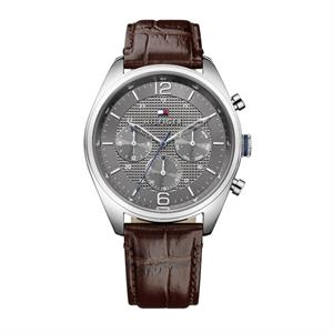 Tommy Hilfiger Men's Stainless Steel 44mm Case Watch