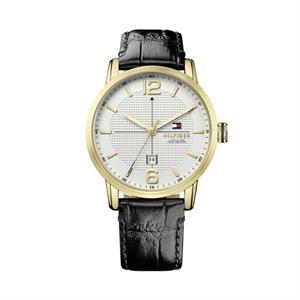 Tommy Hilfiger Men's IP Gold Case Watch