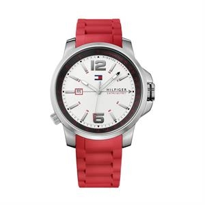 Tommy Hilfiger Men's Stainless Steel Case Watch