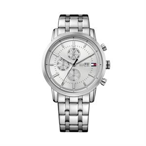 Tommy Hilfiger Men's Watch with Stainless Steel Case