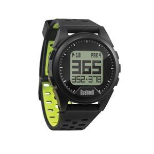 Neo Ion Black Green Golf GPS Watch