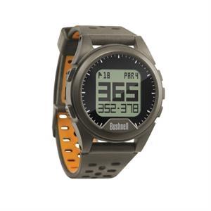 Neo Ion Charcoal/Orange Golf GPS Watch