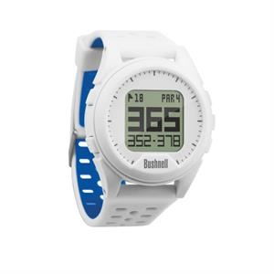 Bushnell Neo Ion White/Blue Golf GPS Watch