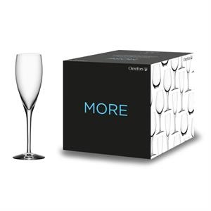 Orrefors More Champagne Set of 4