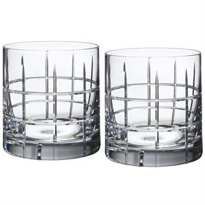 Orrefors Street - Double Old Fashioned 2 Pack