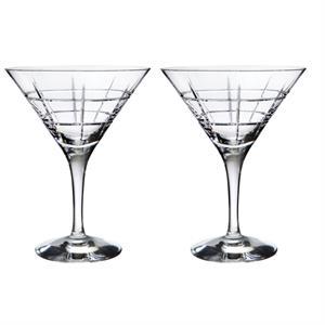 Orrefors Street - Martini 2 Pack