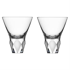 Orrefors Carat Cocktail 2 Pack