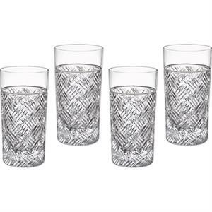 Versa Hiball Glasses, Set of 4