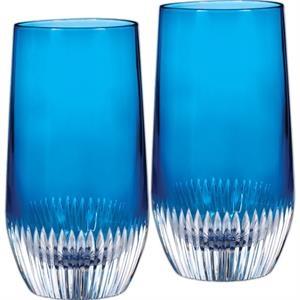 Mixology Argon Blue HiBall, Pair