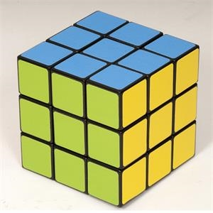 ExpressRubik's (R) 9-Panel Full Custom Cube