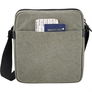 "Kenneth Cole(R) Canvas 11"" Tablet Bag"