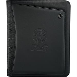"elleven(TM) Vapor 10"" Tablet Zippered Padfolio"
