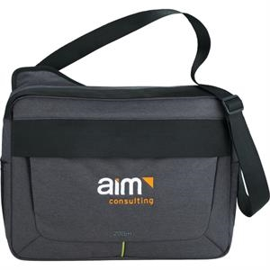 "Zoom(R) Power Stretch 15"" Computer Messenger Bag"