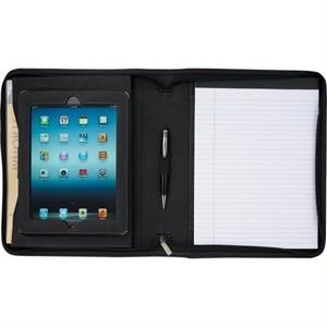 Kenneth Cole(R) Borders Zippered Padfolio