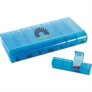 28-Compartment Pill Organizer