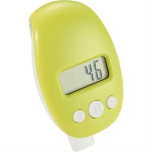 Pedometer and Safety Whistle