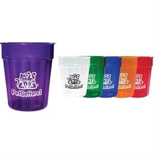 24-oz. Fluted Jewel Stadium Cup