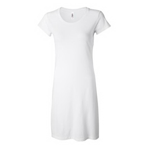 Ladies' Vintage Jersey T-Shirt Dress