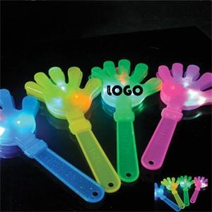 Colorful Light Up Hand Clapper