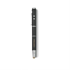 Lynktec TruGlide DUO Stylus Pen with Laser & Flashlight